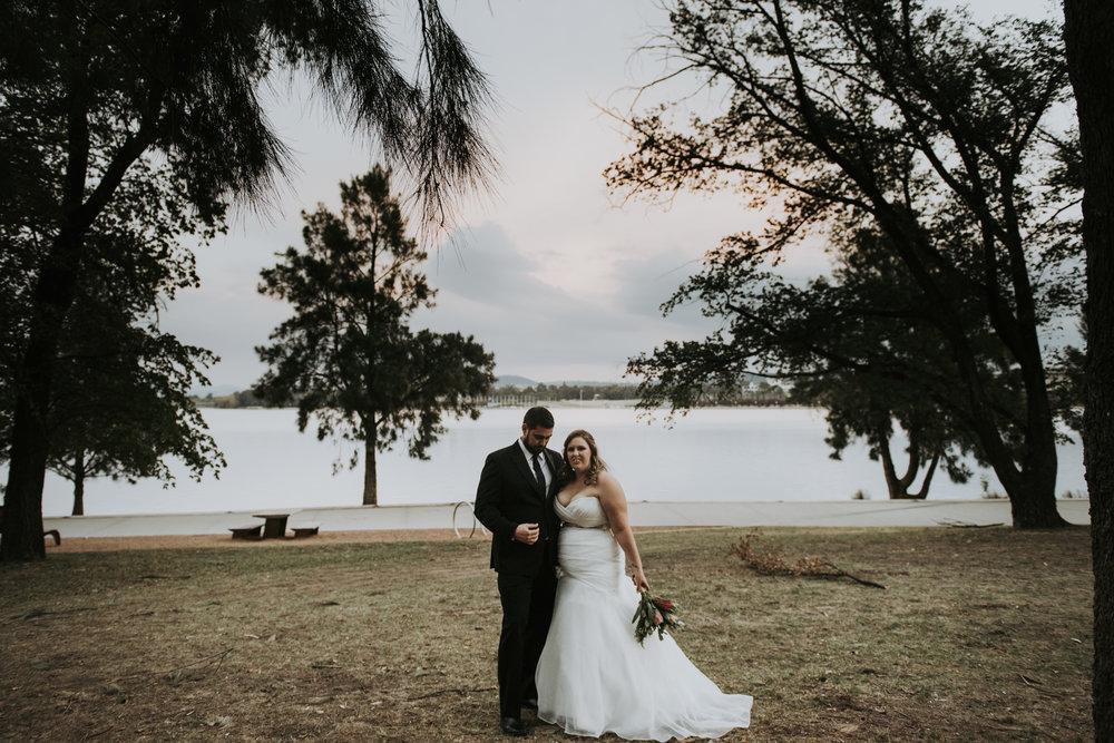 | M + J MARRIED | CANBERRA - APR 2018