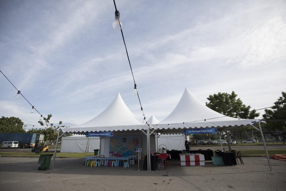 Think Workshop Canopy tent Rental