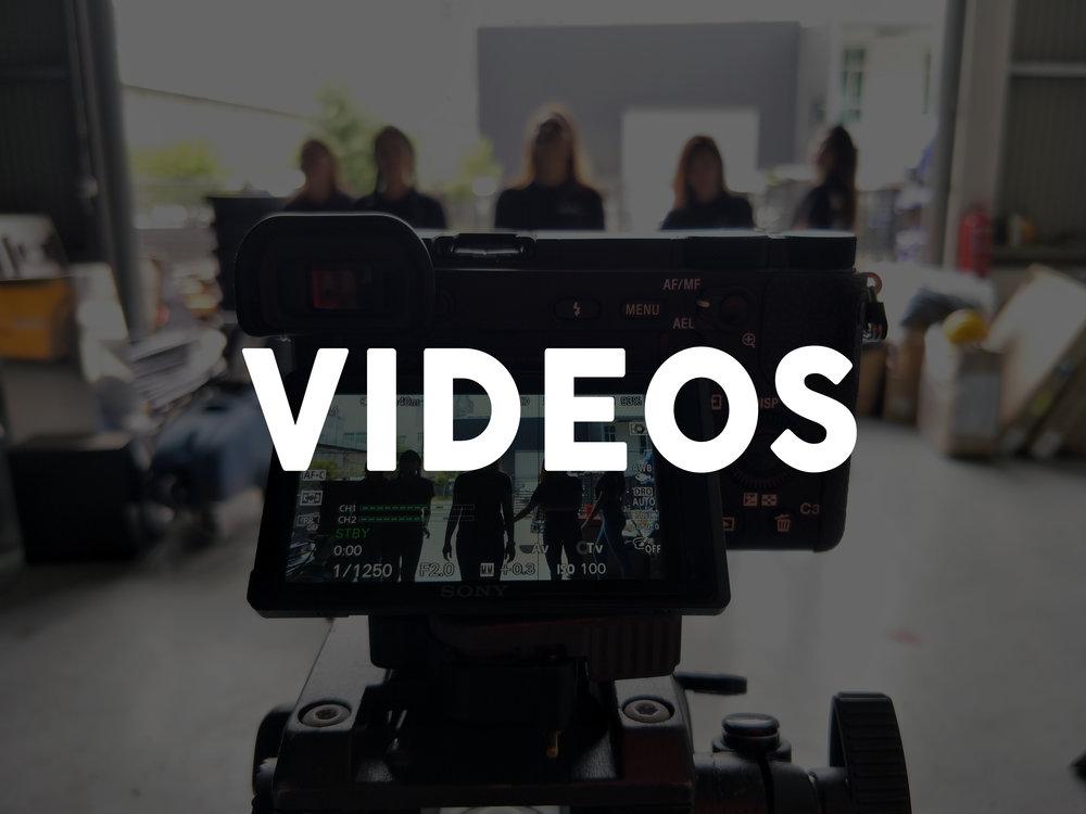 Think Workshop Videos