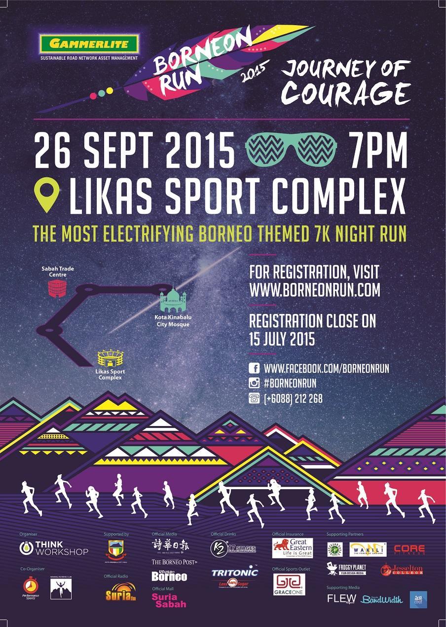 Think Workshop 2015 Borneon Run