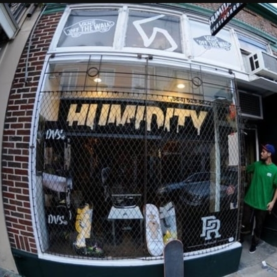 Humidity Skate Store - 515 Dumaine St. New Orleans, LA 70116humidityskateshop.net