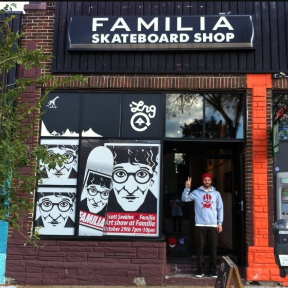 Familia Skate Shop - 2833 Hennepin Ave, Minneapolis, MN 55408familiaskateshop.com