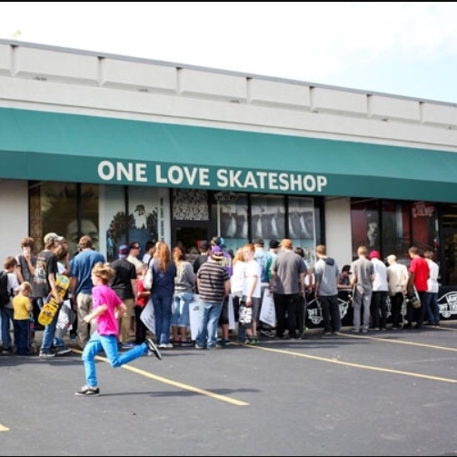 One Love Skate Shop - 1851 E Stroop Rd, Dayton, OH 45429oneloveskateshop.com