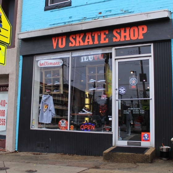Vu Skate Shop - 7118 Harford Rd,Baltimore, MD 21234vuskateboardshop.com