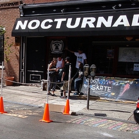Nocturnal Skate Shop - 533 South St, Philadelphia, PA 19147nocturnalskateshop.com