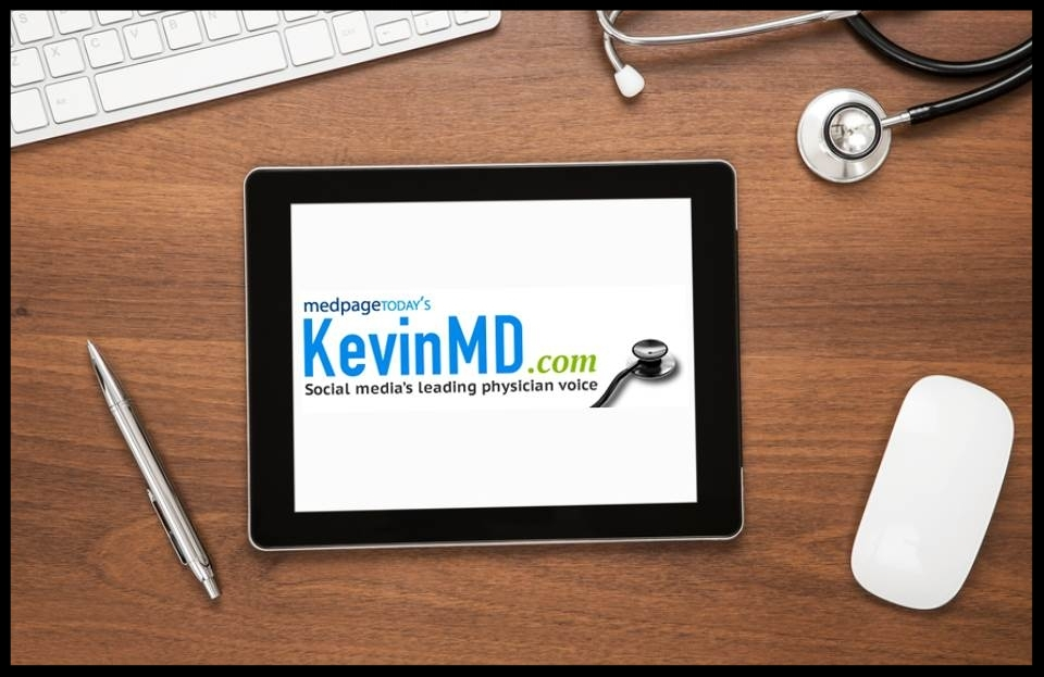 Featured in KevinMD.com -