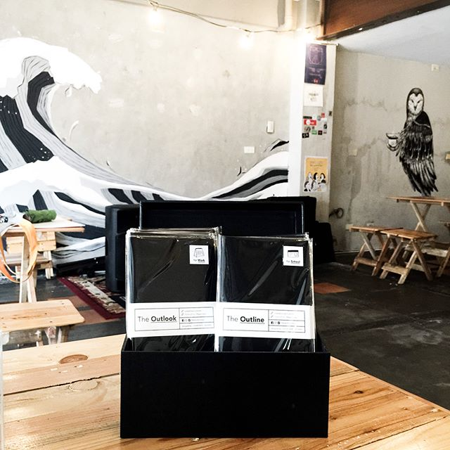 Good news for our friends from the north: our products are now available at @jessxpats in Maginhawa! We have copies of #TheOutline, #TheOutlook, and #TheDraft available on our shelf by the counter.  Drop by if you're in the area! #designingproductivity  #theblackbooks #theblackbooksph #planner #plannerph #plannersph #plannersmnl #jessxpats #students #studentplanner #undatedplanner #schoolplanner #workplanner #tninserts #thephplanningsociety #plannercommunityph #design #productivity