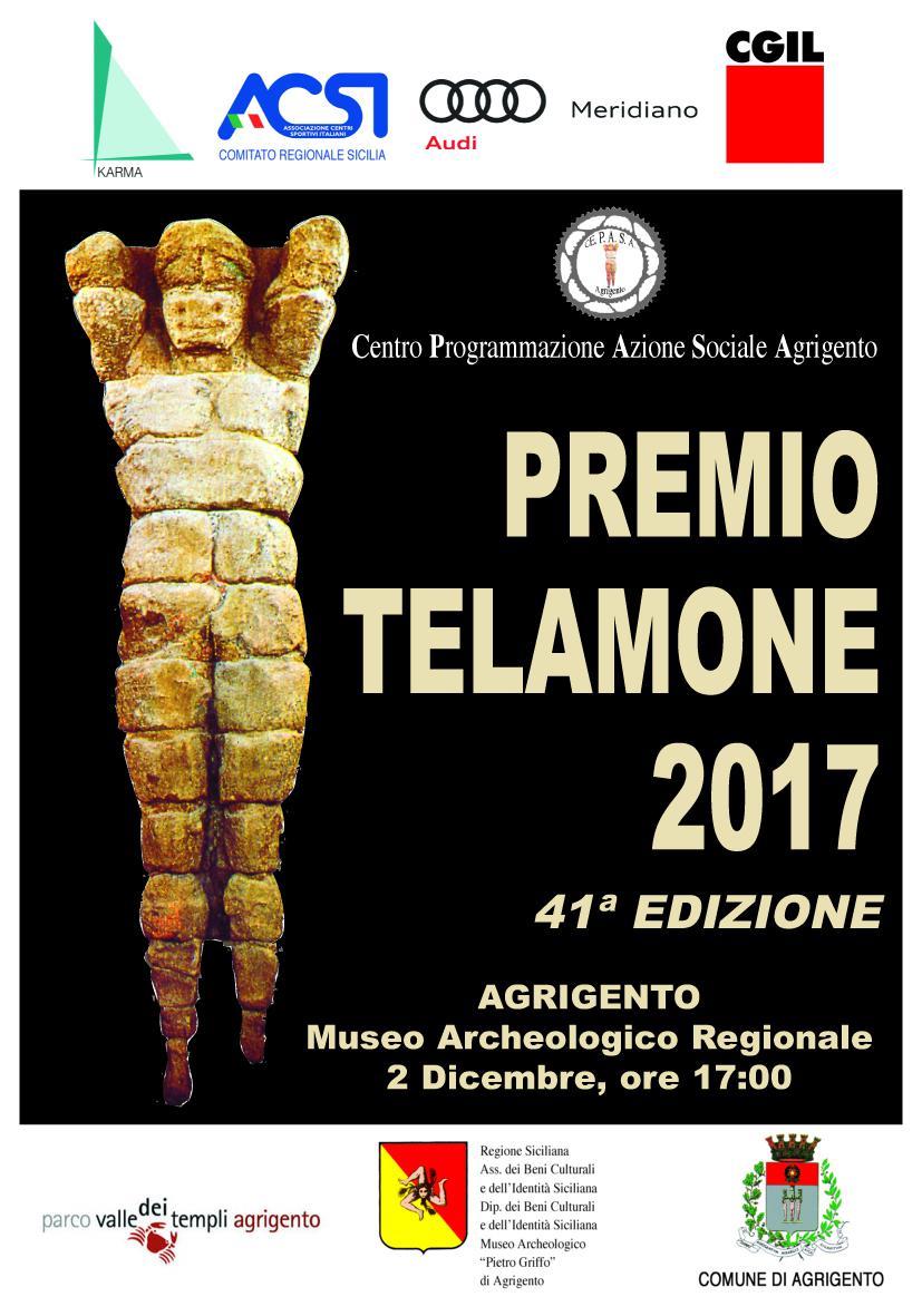 Locandina Telamone 2017