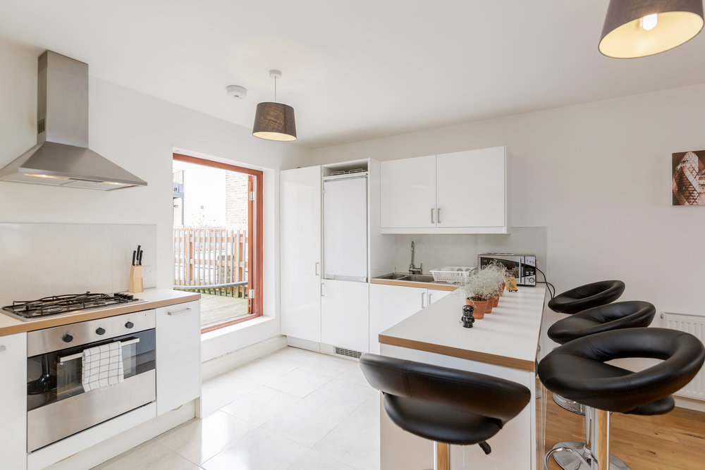 FLAT 1 | 2 Bedrooms | up to 6