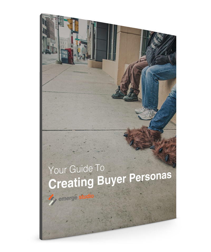 Download:  Your Guide To Creating Buyer Personas