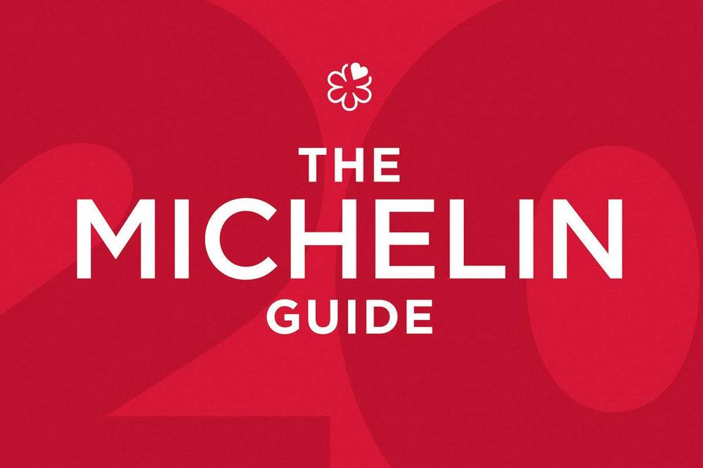 Étoilés du Guide Michelin - Guide gastronomique de référence fondé en 1900. Chaque année, ses inspecteurs et ses juges récompensent les meilleurs chefs et restaurants du monde en délivrant entre une et trois étoiles dans le monde.