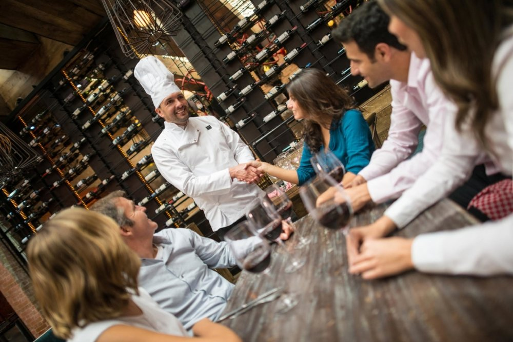 Exclusive culinary life experiences with Carpe Diem events are about a lot more than just spectacular gourmet food!