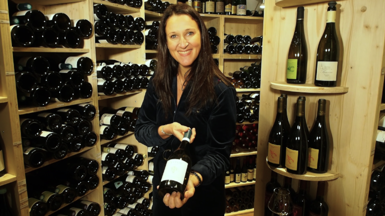 Mathilde Favre d'Anne - This highly-acclaimed Sommelière is always at her chef husband's side suggesting and tasting the best of her Loire Valley wines with our Carpe Diem guests.