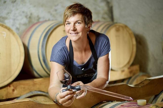 Emilienne Hutin (viticultrice)