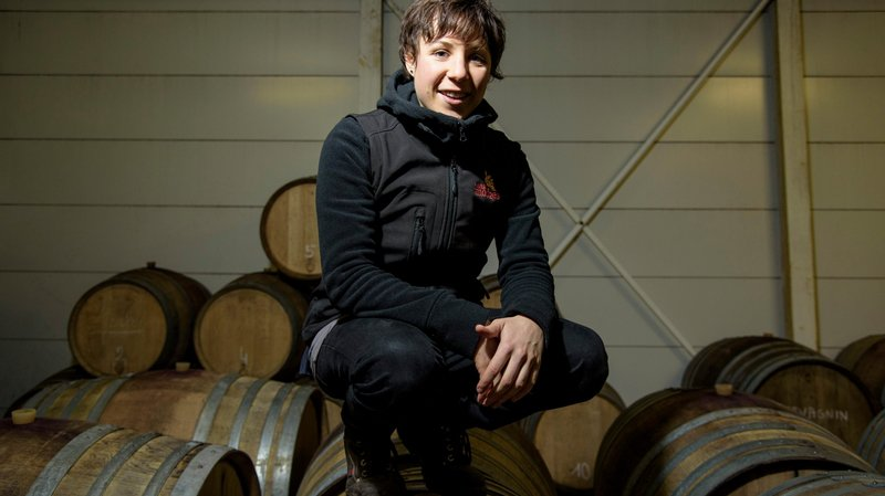 Catherine Cruchon (winemaker)