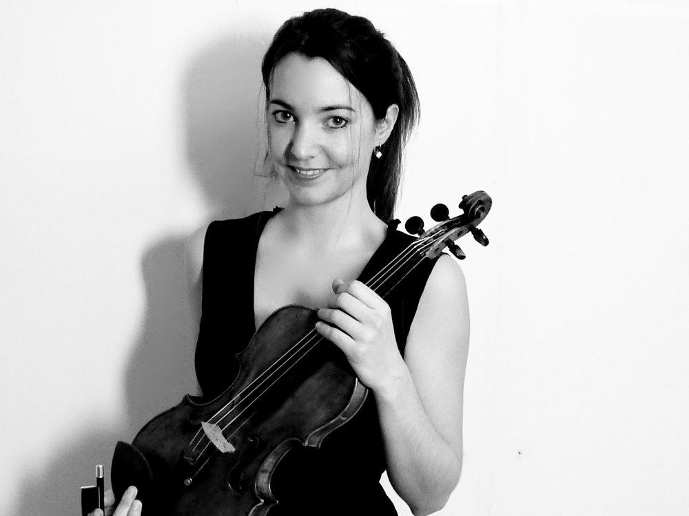 Élodie Bugni (violin)