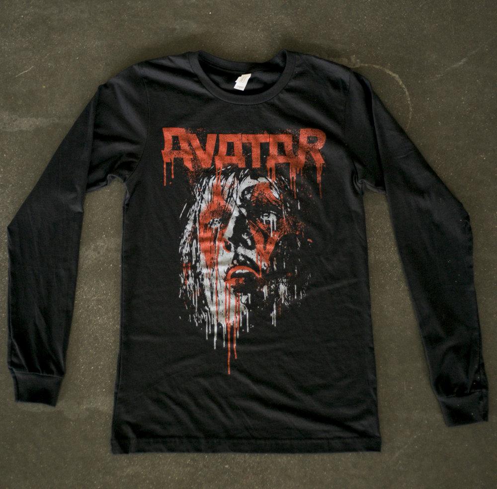 avatar-band-merch-g&g-entertainment-drip-face-shirt.jpg