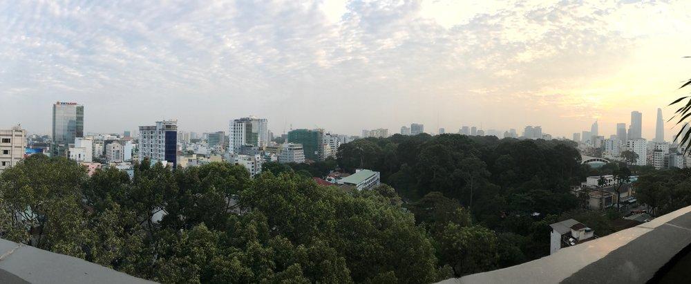 Appreciate history - Saigon, 2017