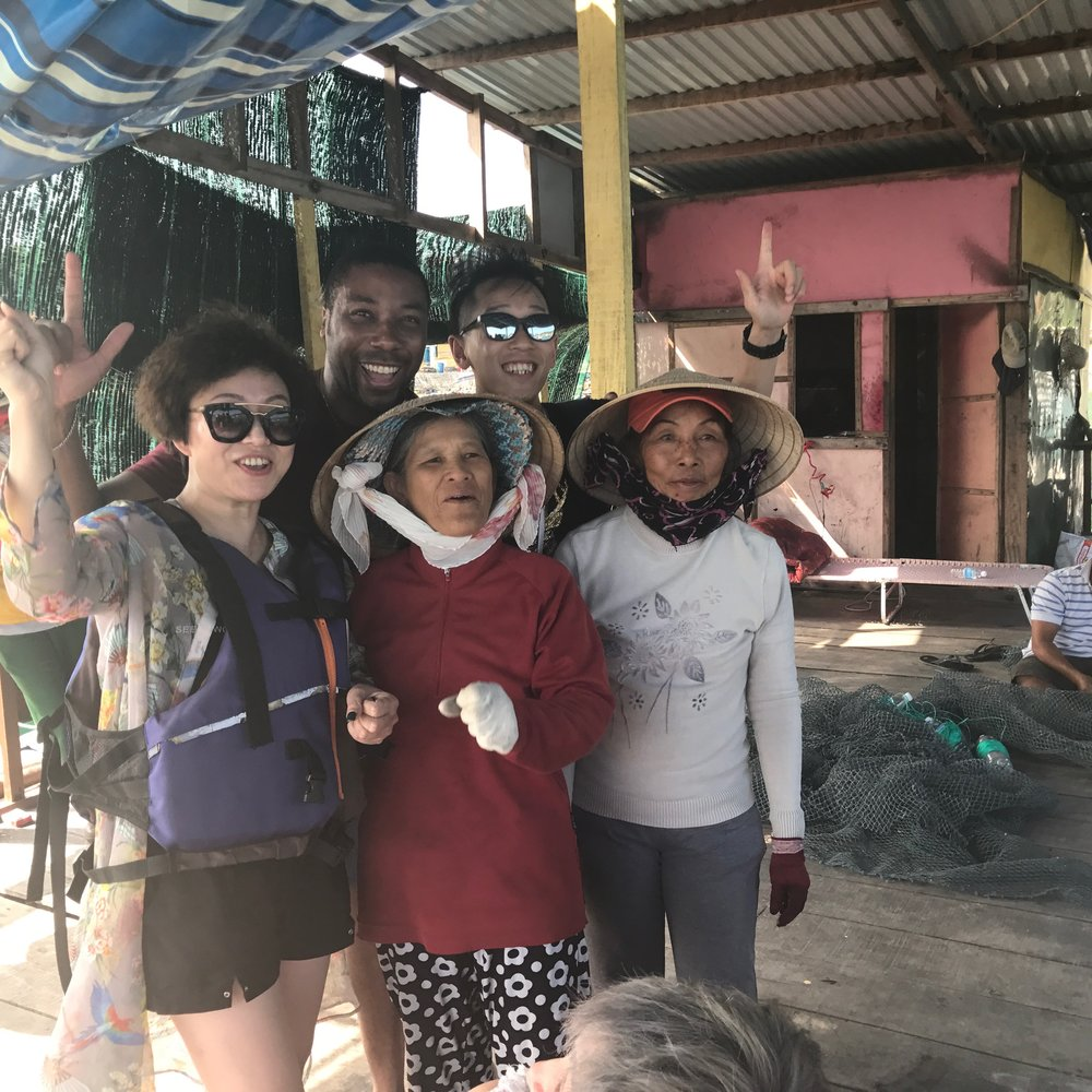 Experience cultures - South China Sea, 2017