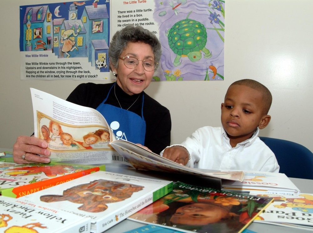 Collect and Donate New Books - Having a book drive through your company, organization, or community group is a great way to help. Suggested books include pop-up/lift-the-flap books and books representing multicultural children and families. Please contact the Read Aloud Delaware office in your county for more information.