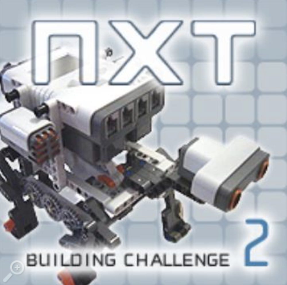 The 2nd NXTLOG Building Challenge: Quadruped Building Challenge