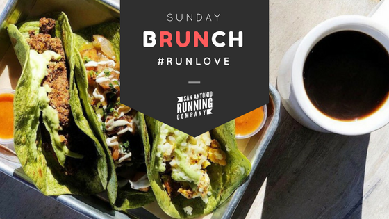 SUnday brunch - breakfast tacos, coffee, recovery smoothies & more!