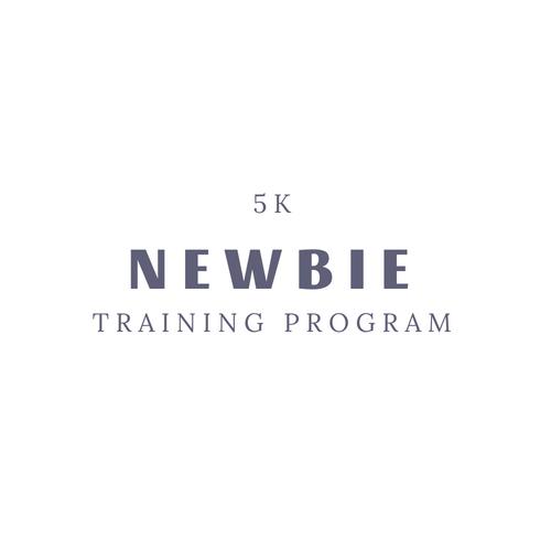 5k Newbie Program
