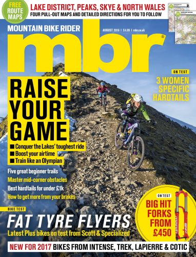 MBR magazine cover August 2016