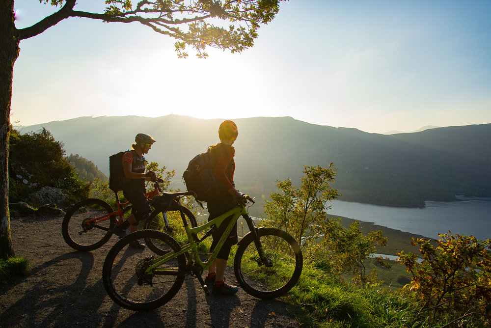 Lake District MTB by Pete Scullion