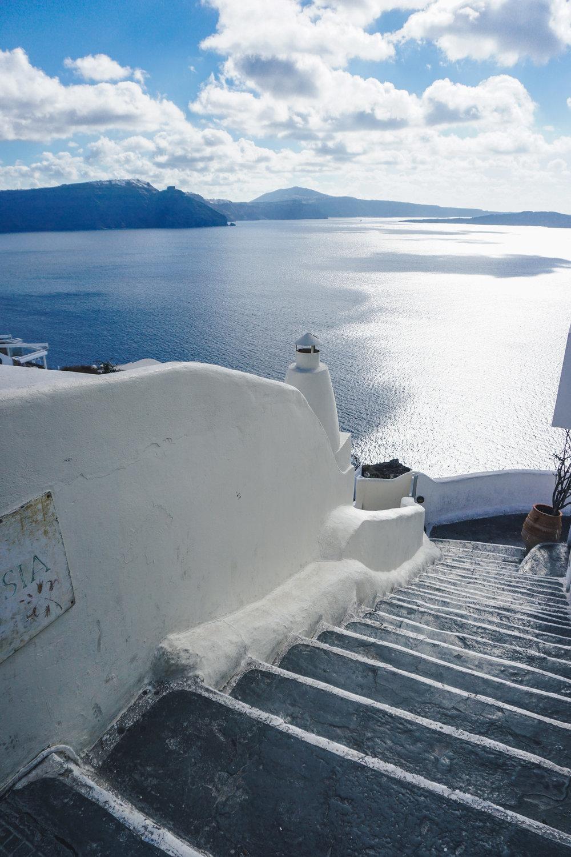 Santorini instagram 2019