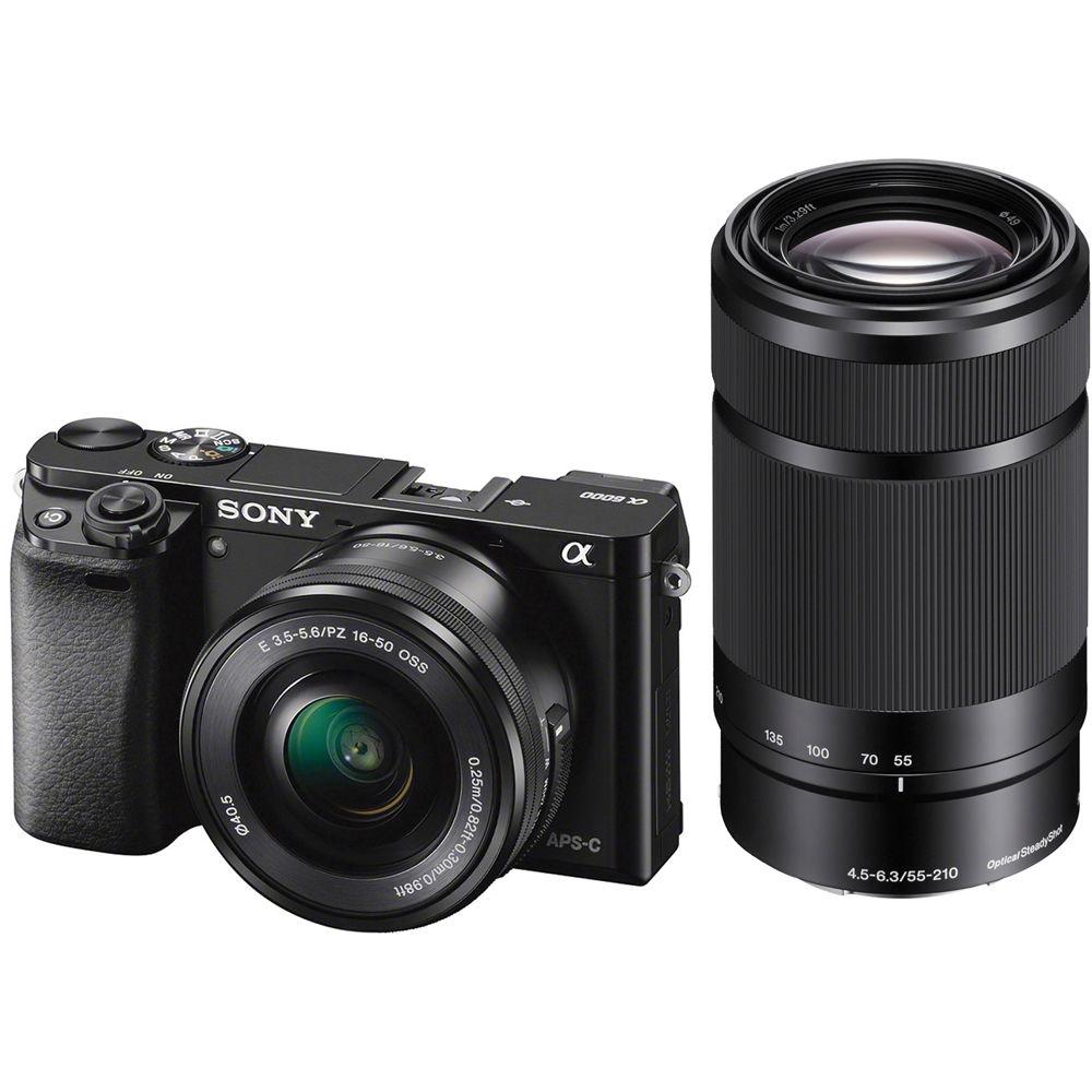Sony a6000 lightweight travel camera