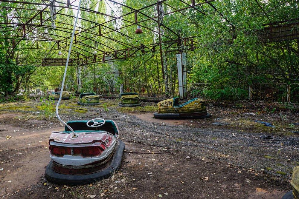 Is chernobyl still radioactive?