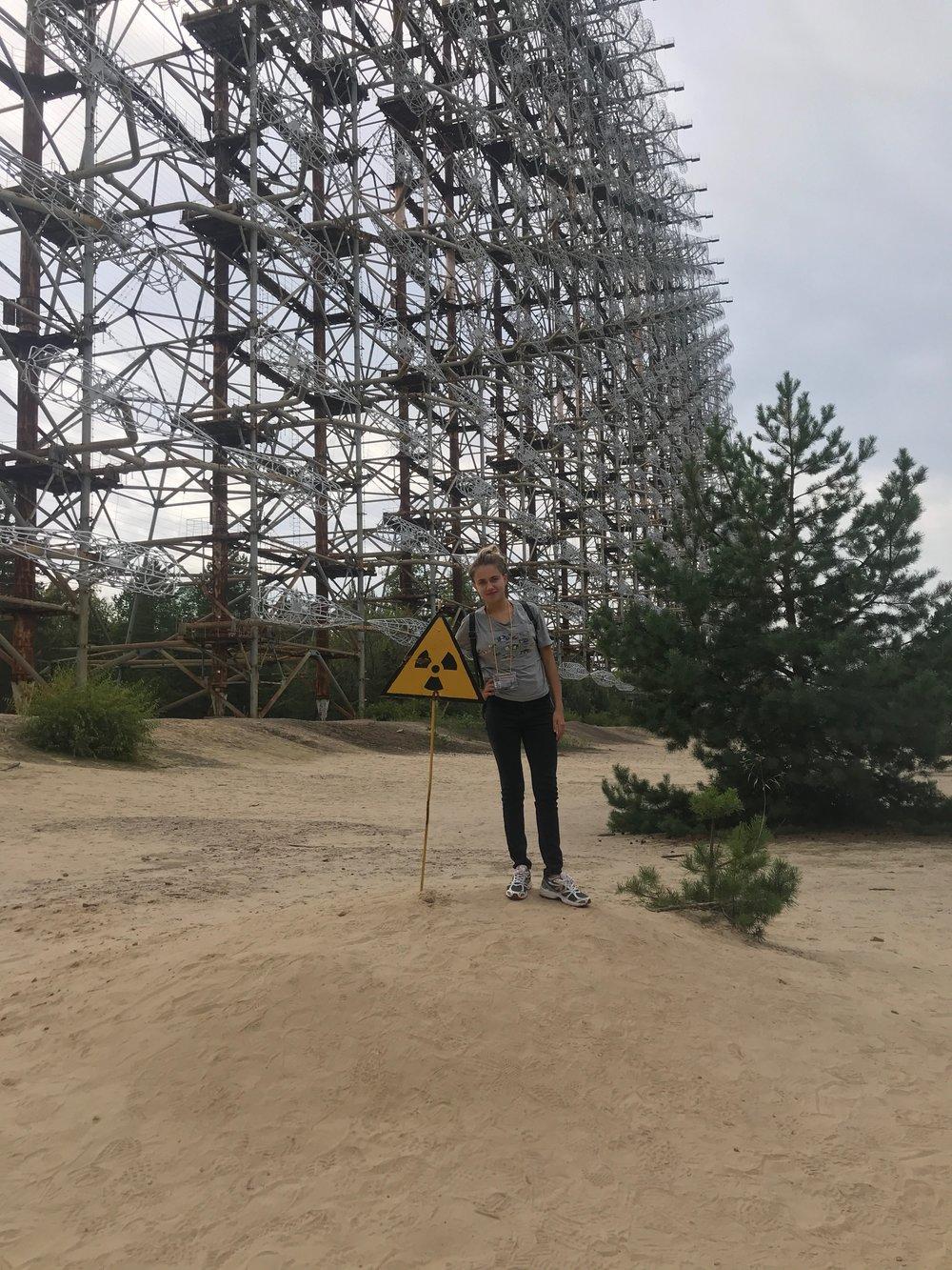 Chernobyl Duga System