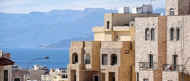 AqabaCityRedSea