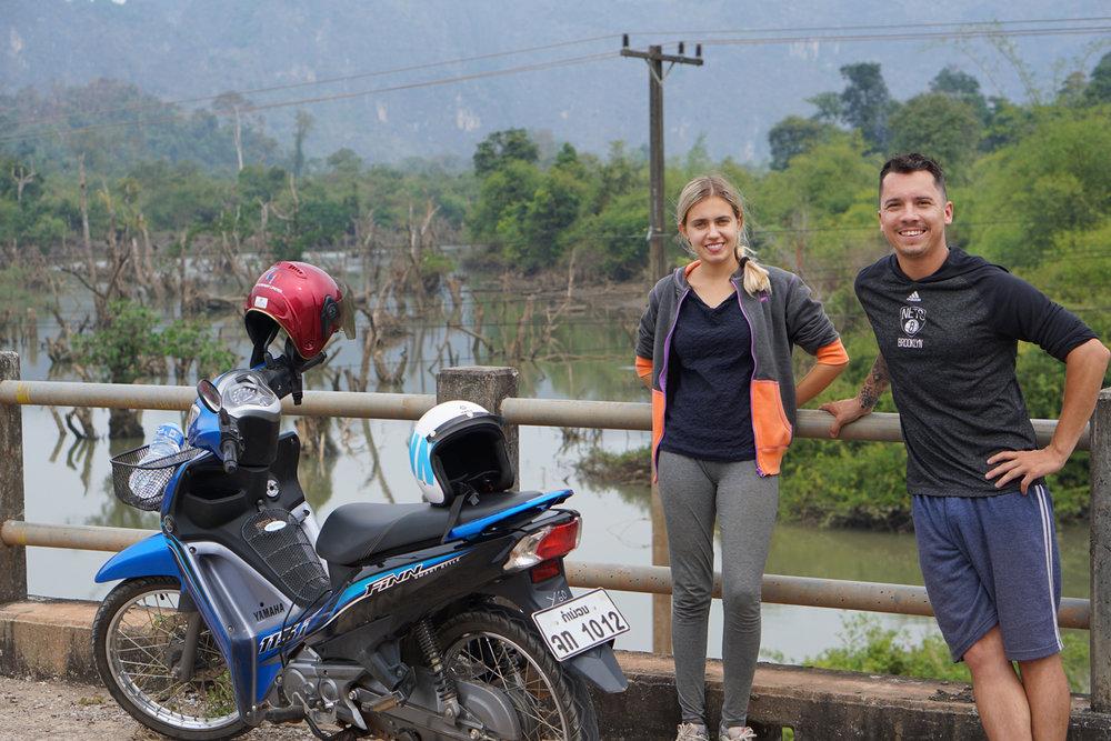 Thakhek Bike Loop Laos