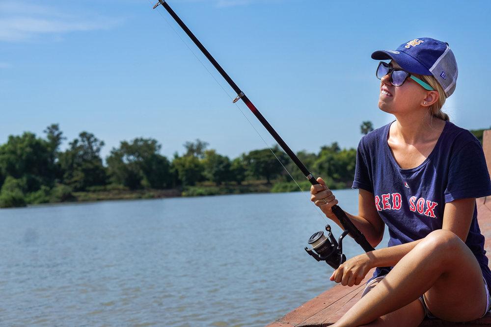 Don Det Fishing Tour