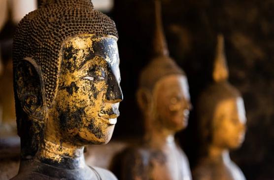 wat-xieng-thong-luang-prabang-statue