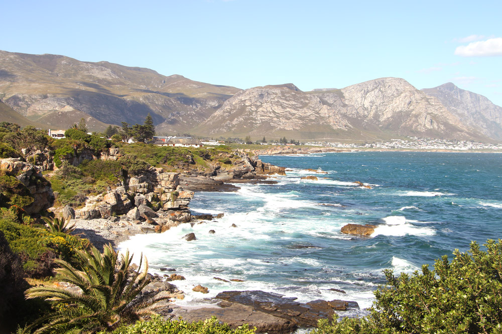 Garden Route in South Africa: photo by Stingy Nomads