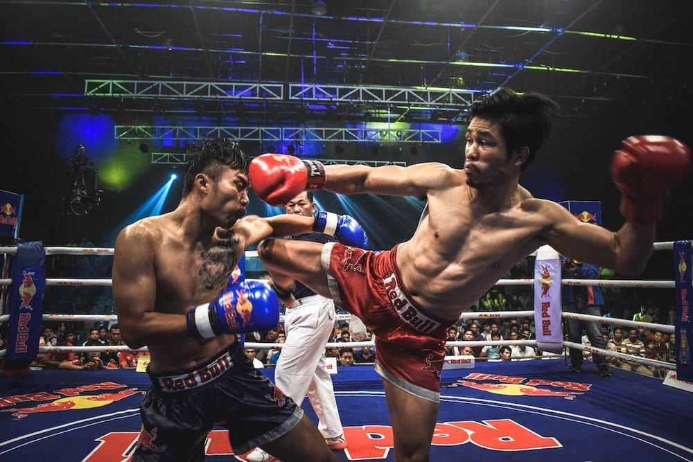 Muay Thai Boxing Show