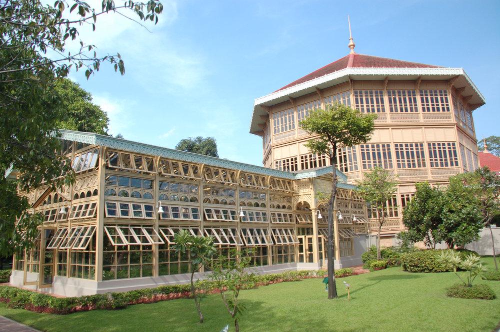Vimanmek mansion