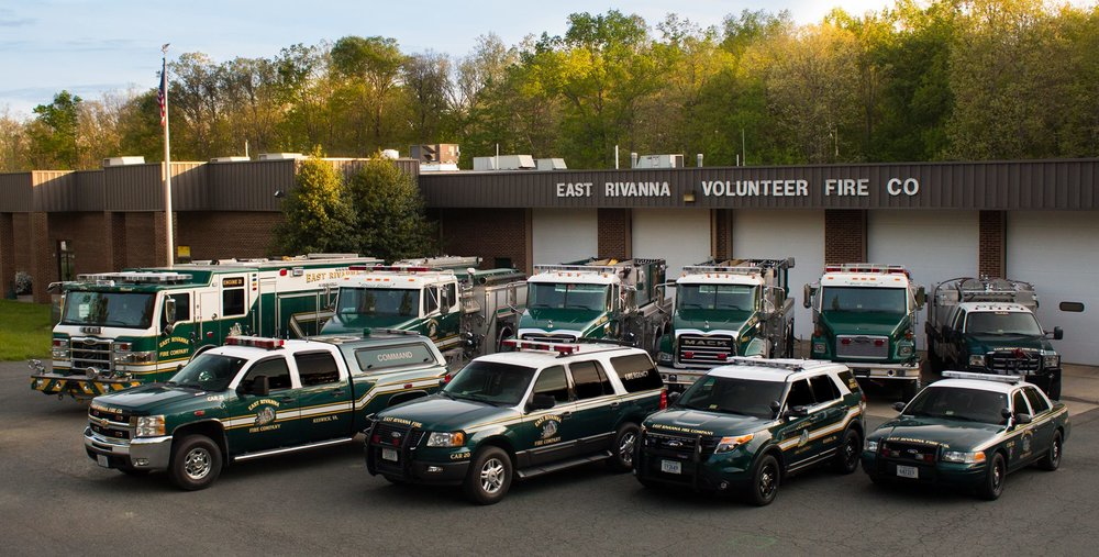 East Rivanna Volunteer Fire Company Fleet