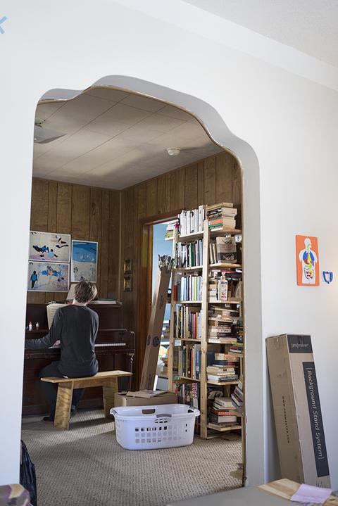 "Hamtramck Living Room   Archival Pigment Print 10 x 15"" 2015"