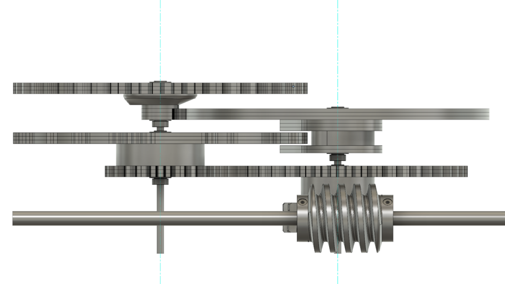 Side of Early Mechanism
