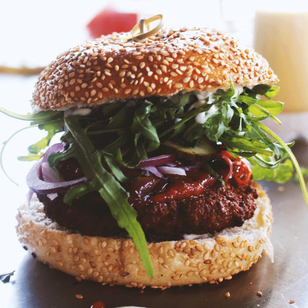 VAEGABUNT - Vegane Burger, die ihren Vorfahren in nichts nachstehen.