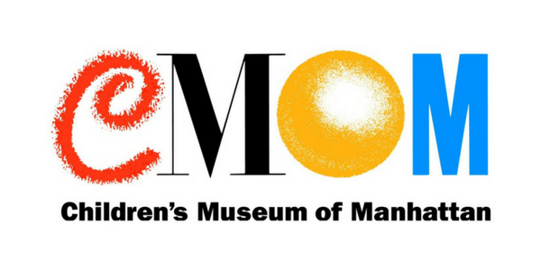 Childrens Museum of Manhattan Logo - Museum Pass - Leonia Public Library NJ.png