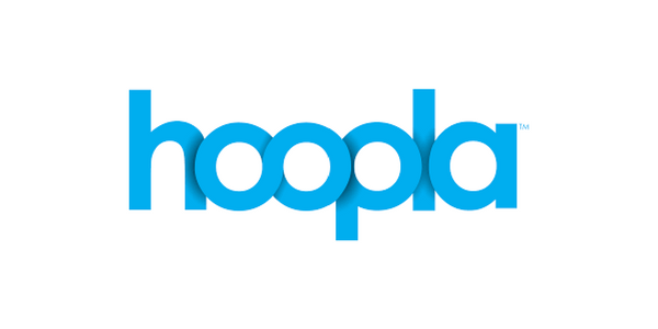 Hoopla Logo - Digital Library Resource from Leonia Public Library
