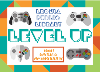 Teen Gaming Afternoons Header.png