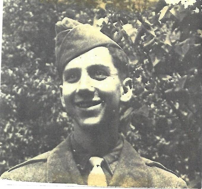 Victor Albrecht circa 1942