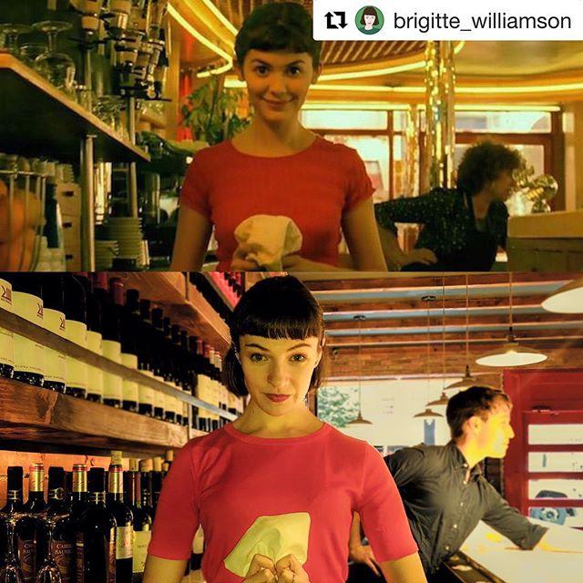 #Repost @brigitte_williamson ・・・ Happy Halloween from our very own Amélie! 🎃🍷 #decimonyc #hellskitchen #hudsonyards #winewednesday #winebarnyc