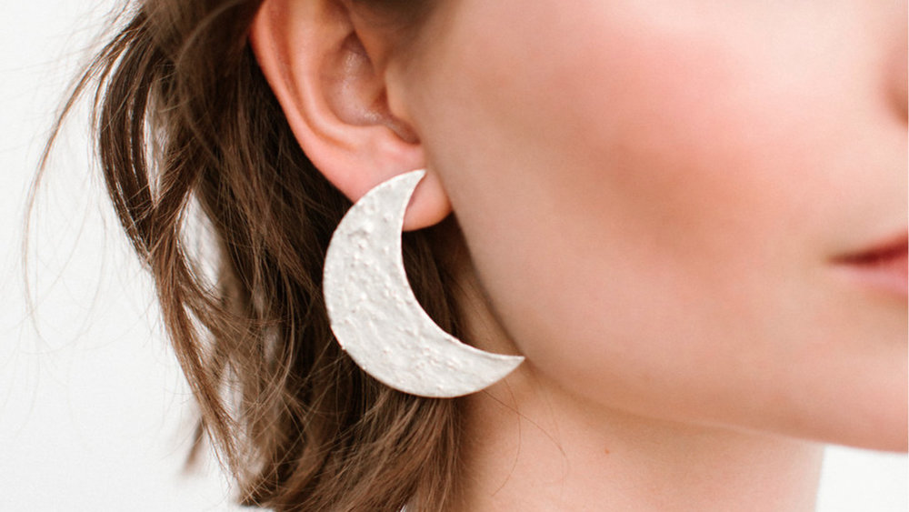 Lani Earrings by Naturae Design
